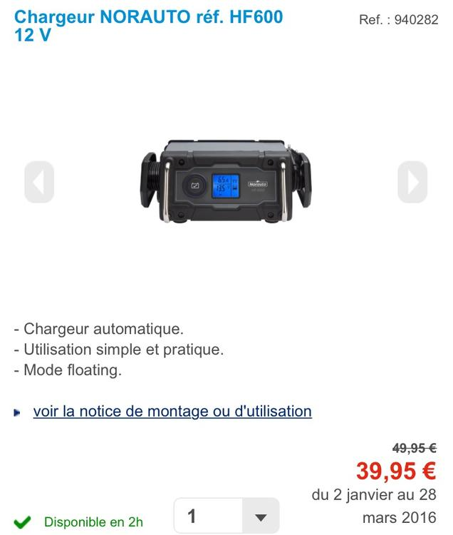 chargeur de batterie universel et automatique jusqu 39 au. Black Bedroom Furniture Sets. Home Design Ideas