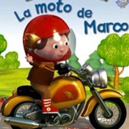 La moto de Marco
