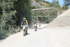 enduro dinant/yvoir 09