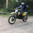 Husky rider