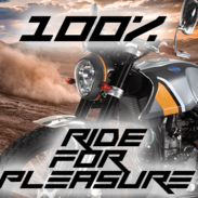 100% RideForPleasure